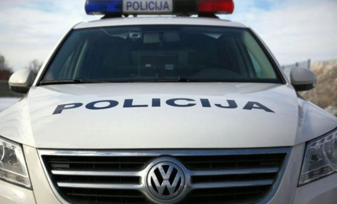 Policija ieško